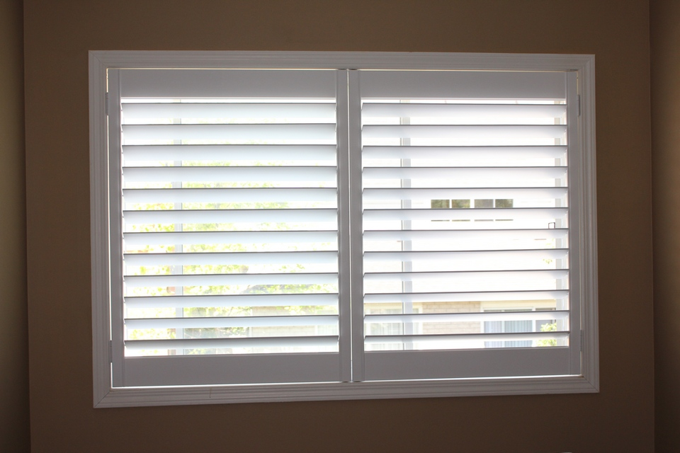Hidden Tilt Rod Pc Shutters In Canada